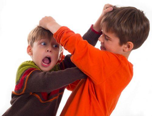 מה עושים כשהילדים לא מפסיקים לריב?